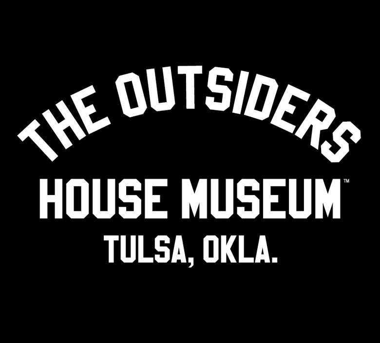 Image of The Outsiders House Museum Tulsa, Okla.