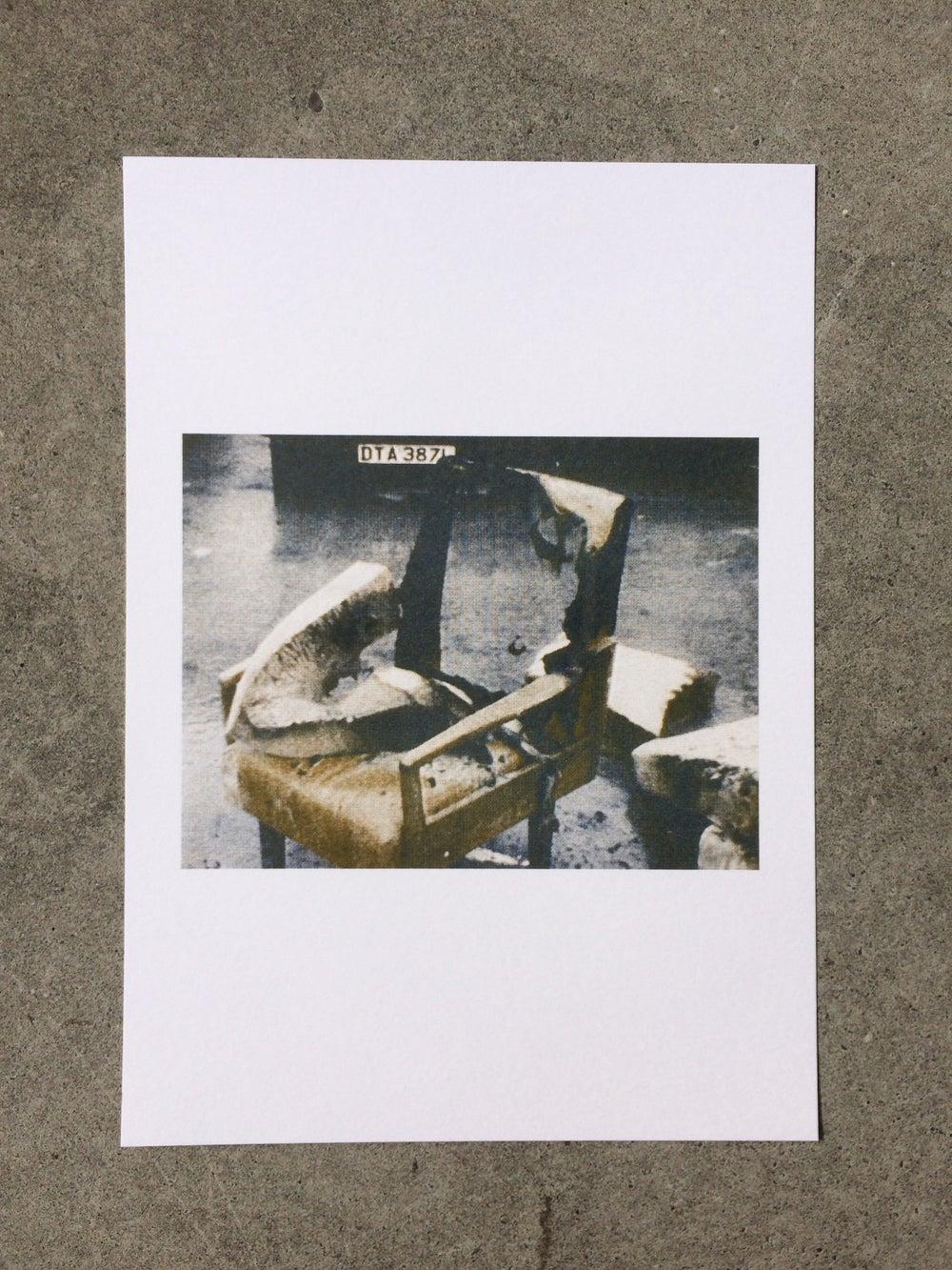 Image of Frances Scott, 'House Work' Edition