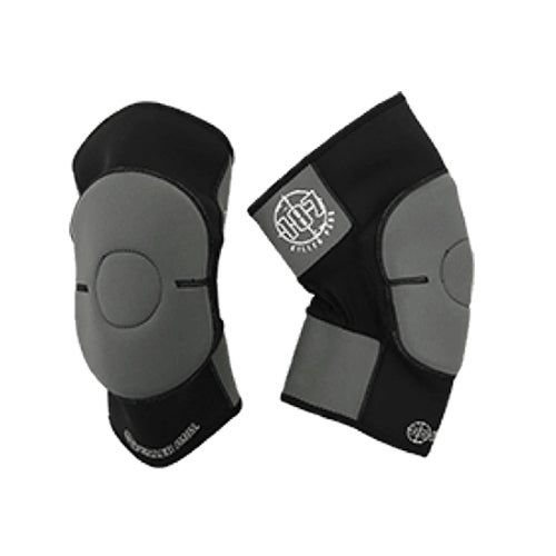 Image of KNEE GASKET GREY & BLACK
