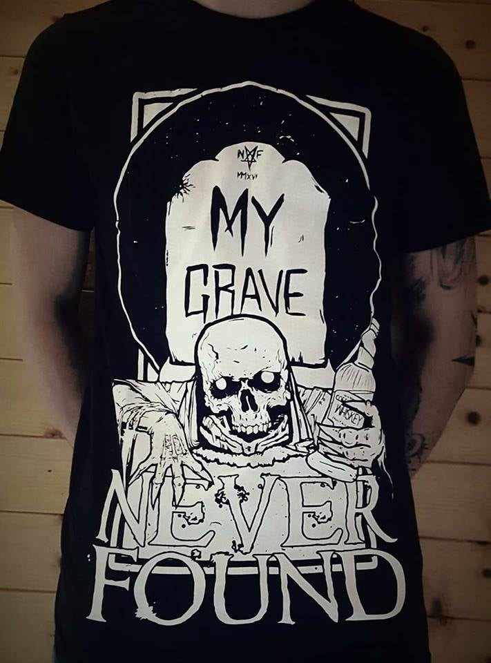 Image of My Grave Tee