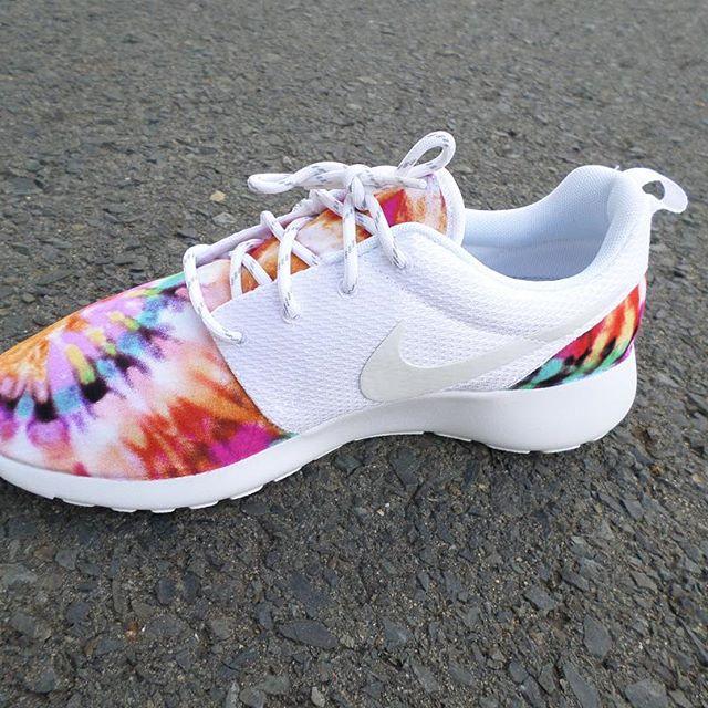 "Image of Nike Roshe One""Tye Dye"""