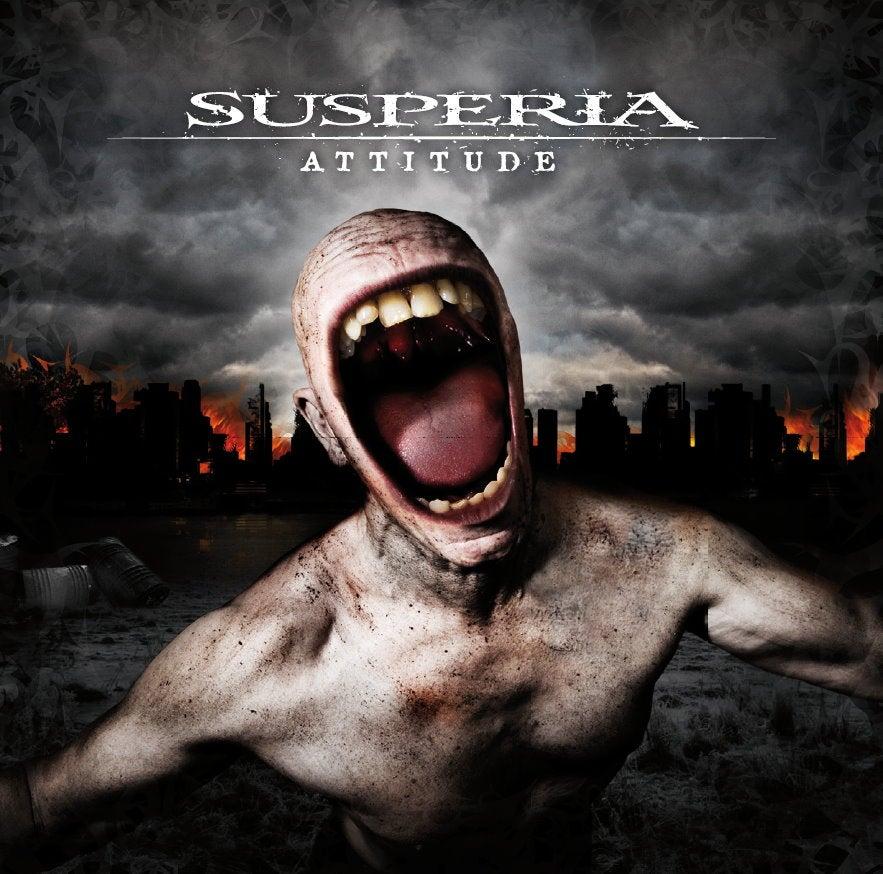 Image of Susperia - Attitude