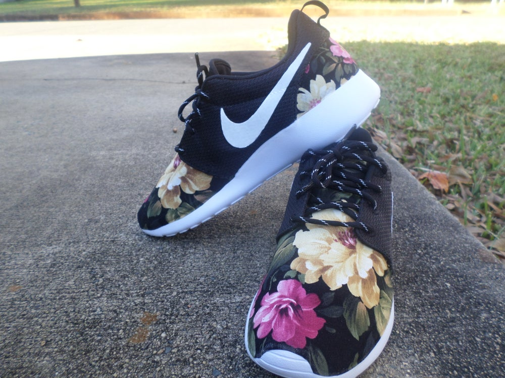 "Image of Custom Nike Roshe One""Bianca Floral"""