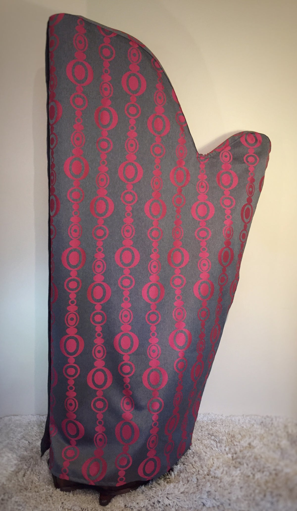 "Image of ""Retro"" Harp Dust Cover"