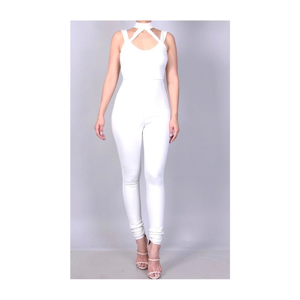 Image of Bombshell Jumpsuit