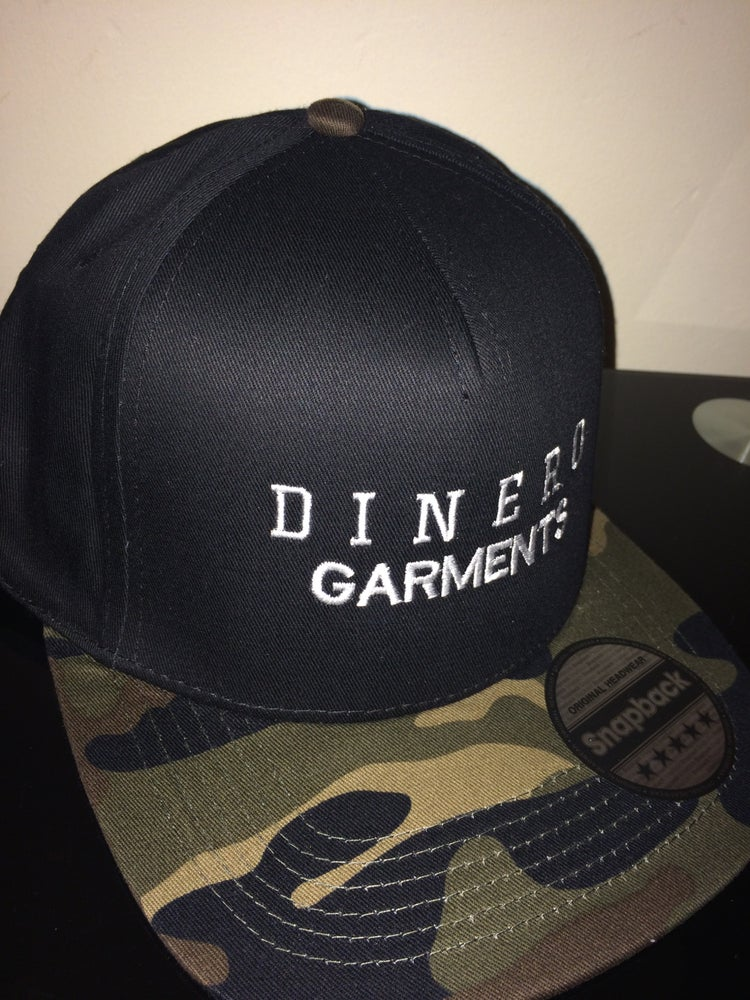 Image of Dinero Snapback