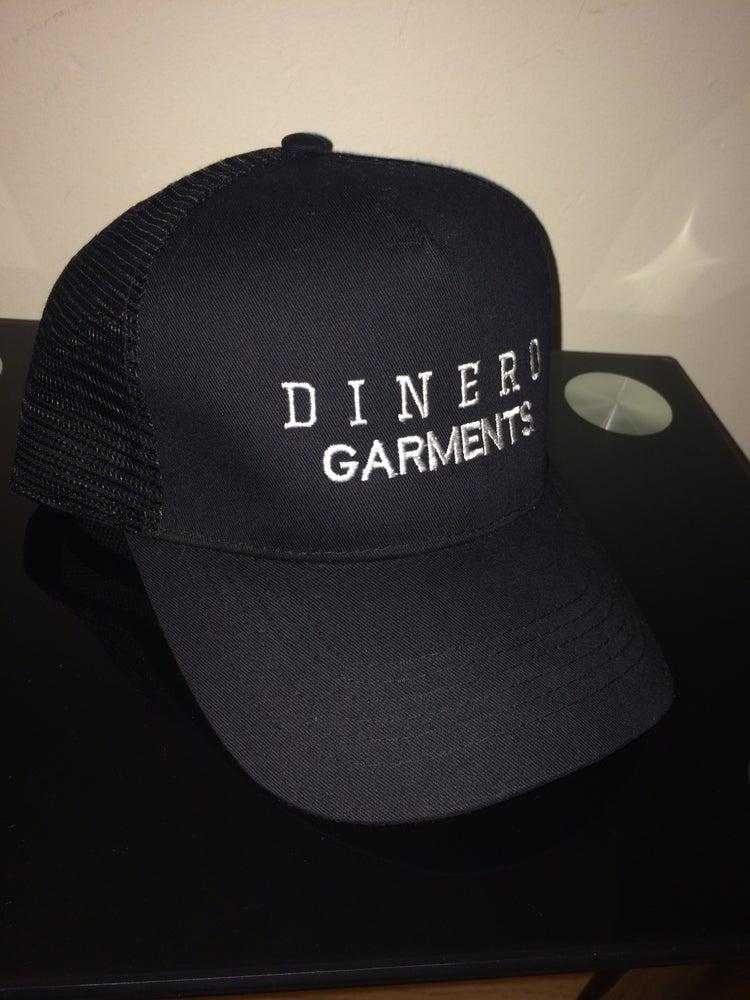 Image of Dinero Trucker - Black