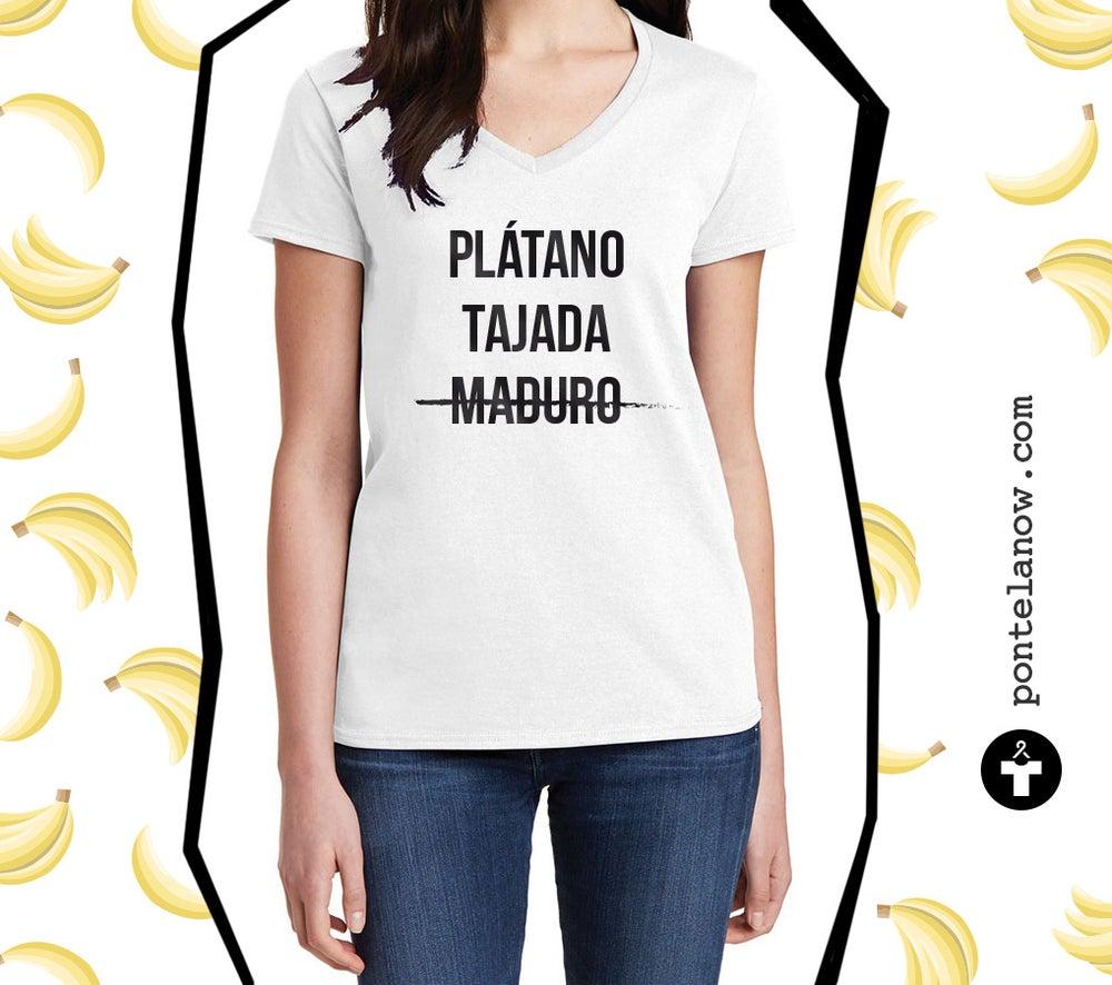 Image of Not Maduro - T-shirt Women/White