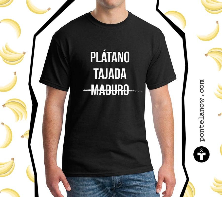 Image of Not Maduro - T-shirt Men/Black