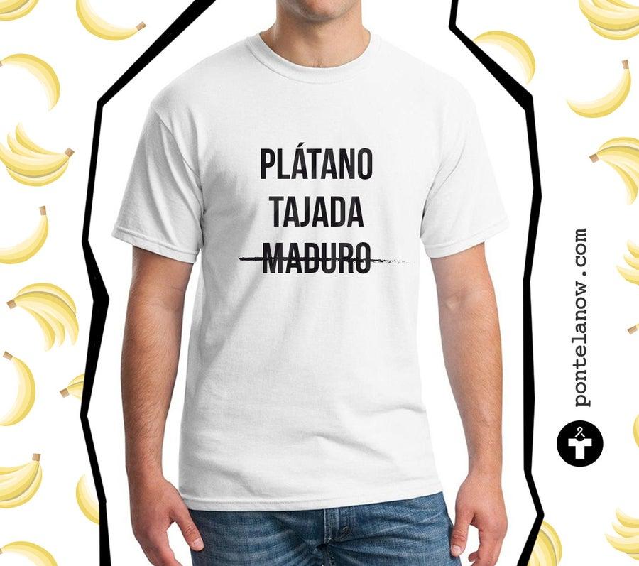 Image of Not Maduro - T-shirt Men/White