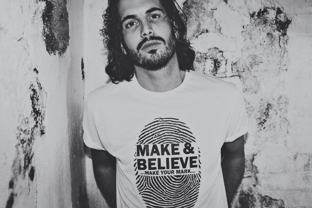 Image of Unisex 'Make Your Mark' T-shirt