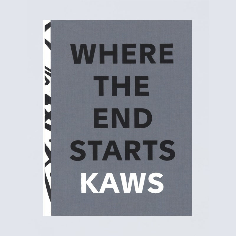 Image of KAWS - WHERE THE END STARTS - LAST ONE