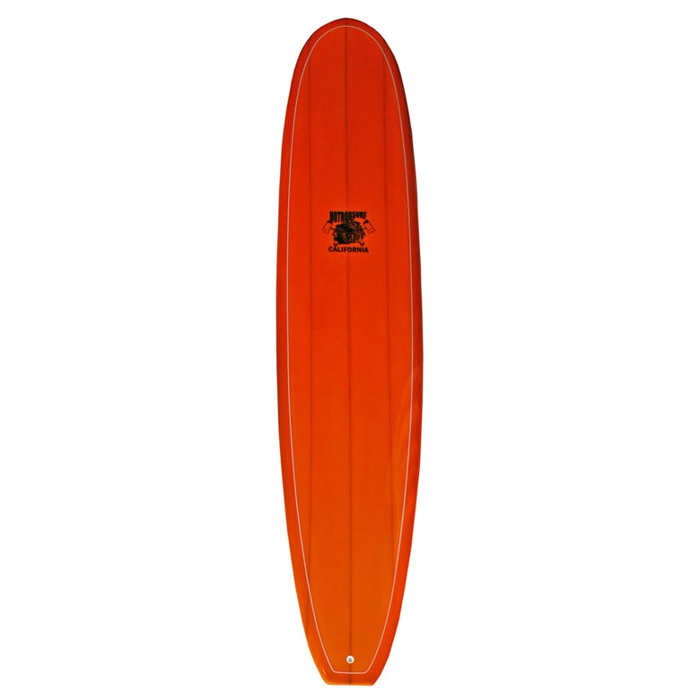 Image of Cosmic Flyer Surfboard by HOT ROD SURF ®  – Fire Opal Orange