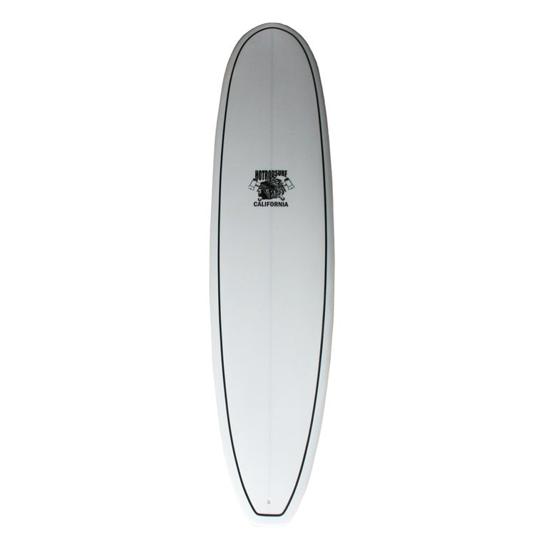 Image of Starlight Surfboard by HOT ROD SURF ®  – Opal White