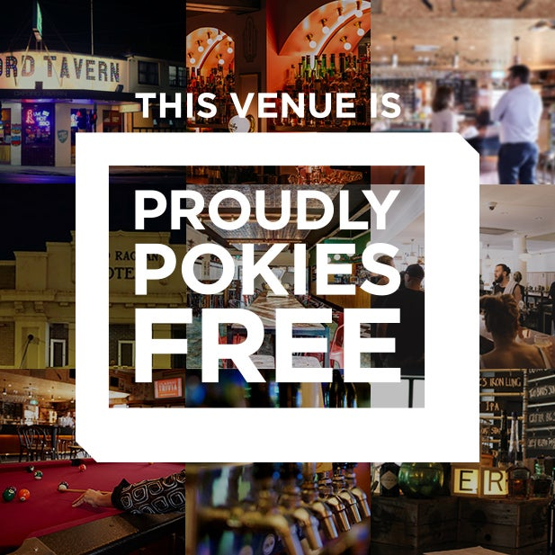 Image of Proudly Pokies Free Accreditation