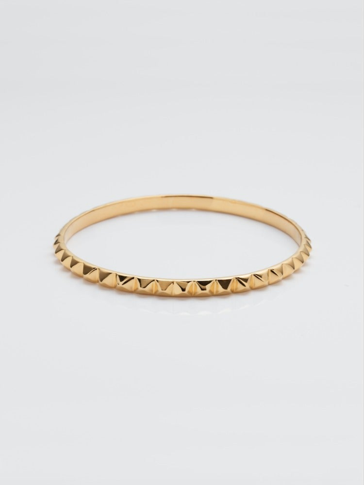 Image of The Pyramid Bangle
