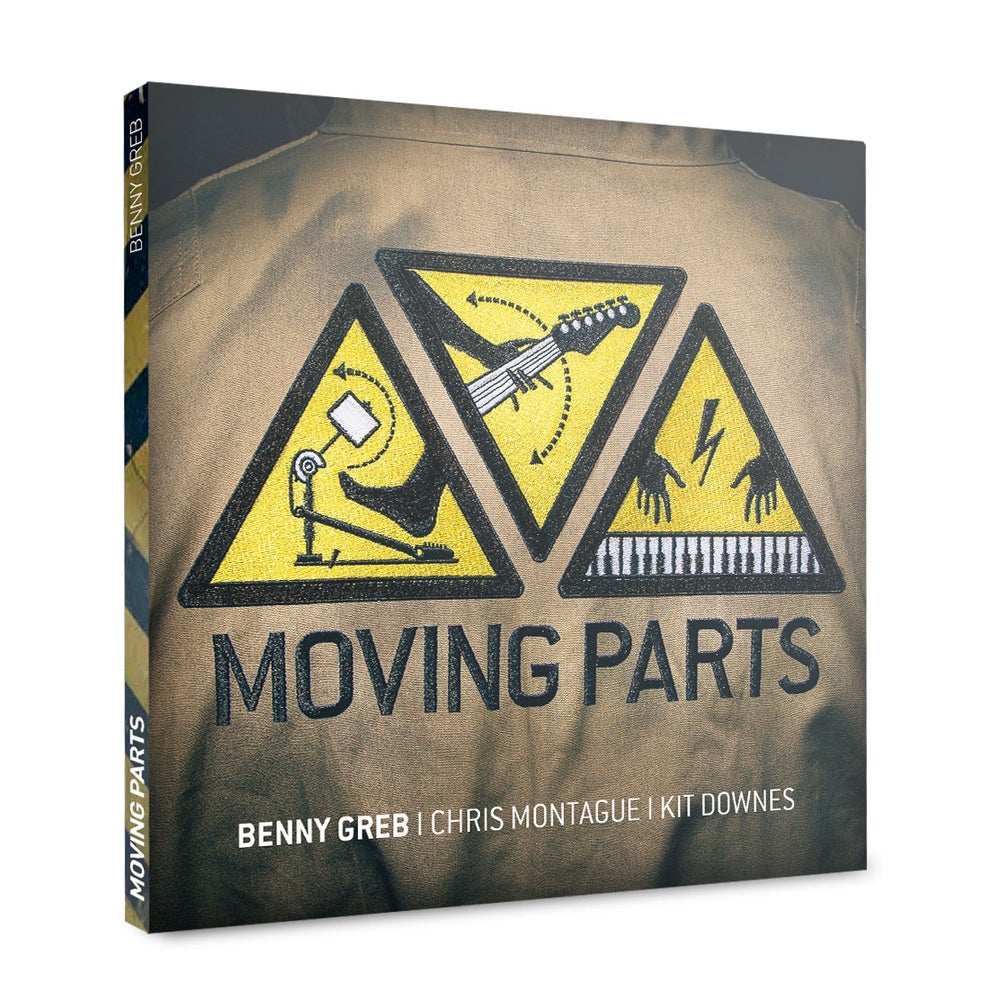 Image of Benny Greb's Moving Parts