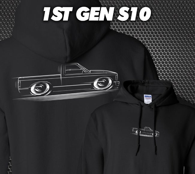 Image of '82-'93 S10 T-Shirts & Hoodies