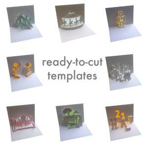 Image of Templates - PDF / SVG