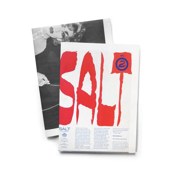 Image of SALT Zine Issue 02