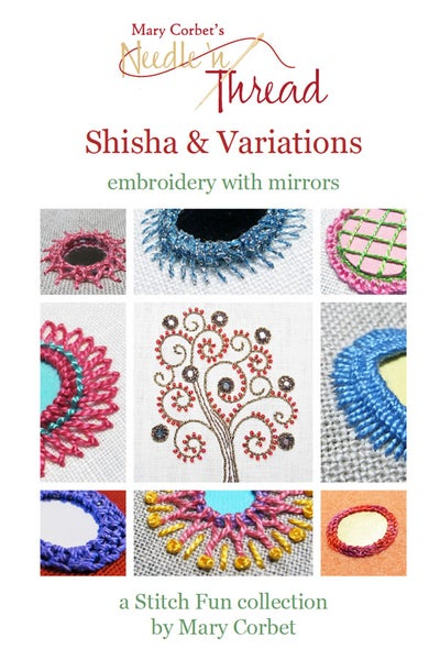 Image of Shisha & Variations: Embroidery with Mirrors