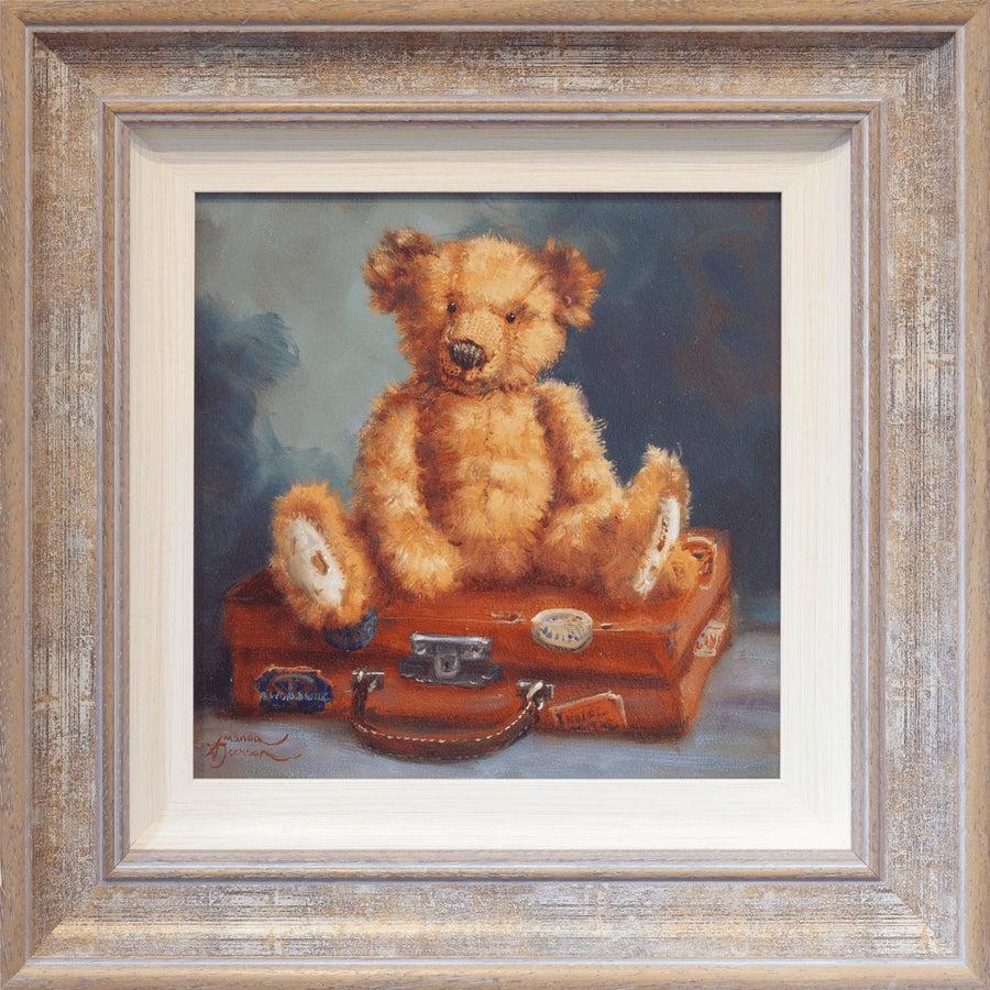 Image of Amanda Jackson - Well Travelled Bear