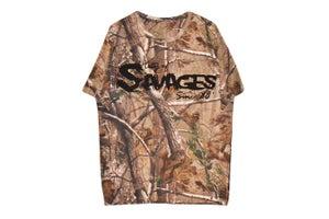 "Image of ""City of Savages"" Realtree® Logo T-Shirt"