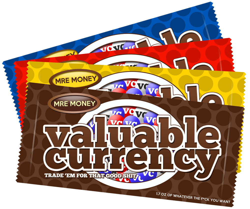 Image of That MRE Currency