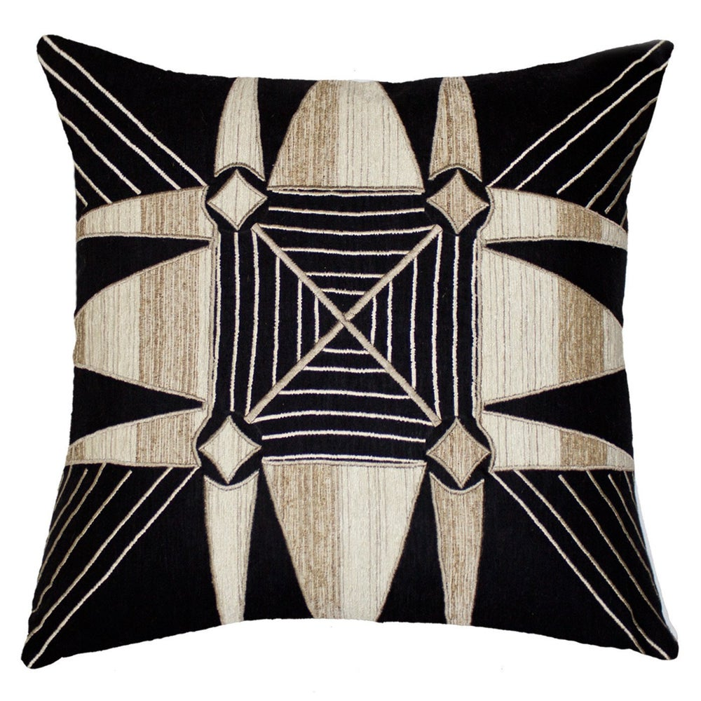 Image of Shoowa Black Lounge Cushion