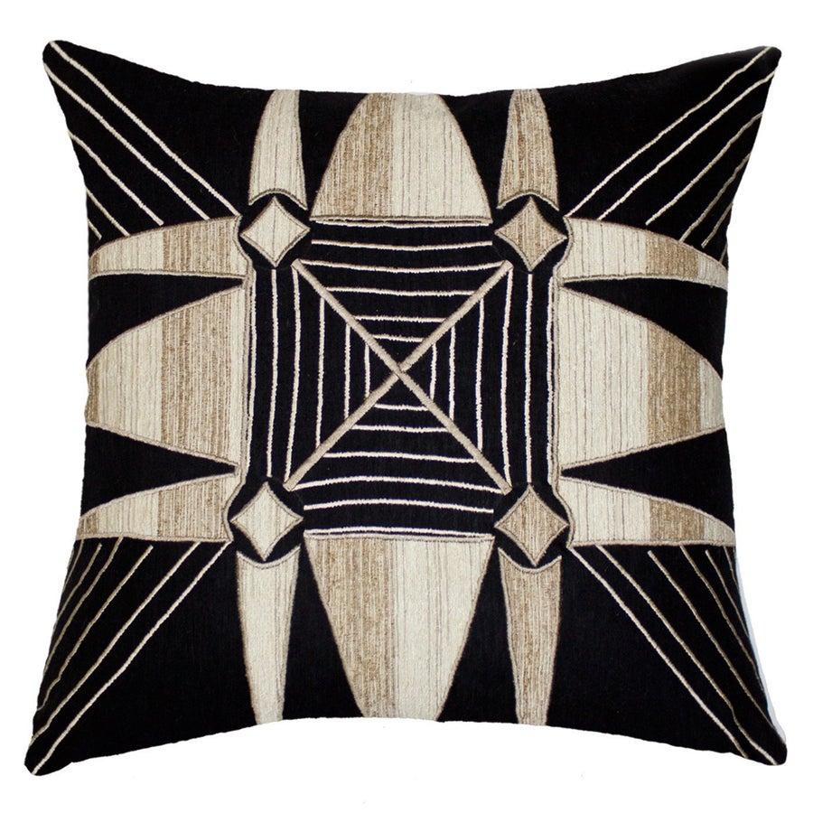 Image of Shoowa Black Lounge Cushion