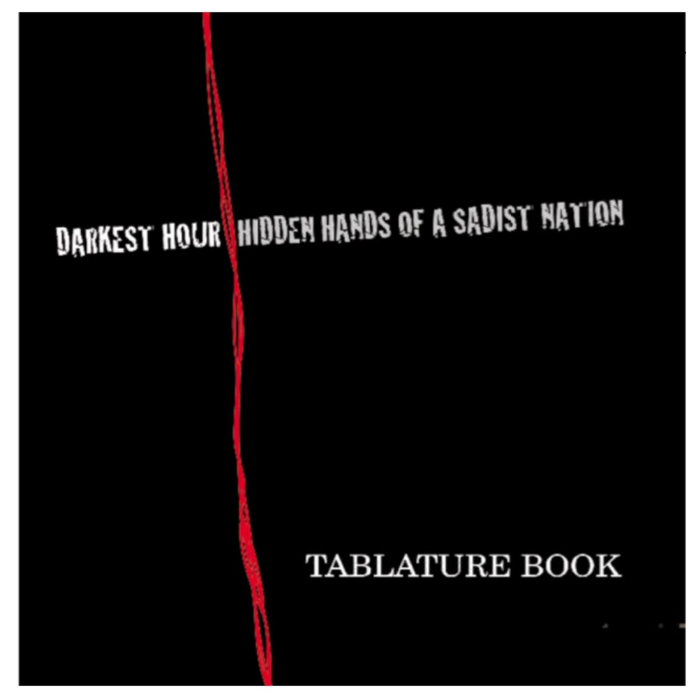 Image of Darkest Hour - Hidden Hands of A Sadist Nation - Guitar PDF Transcription.