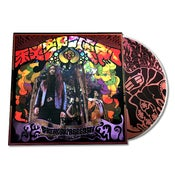 Image of HIBUSHIBIRE 'Freak Out Orgasm!' Japanese CD