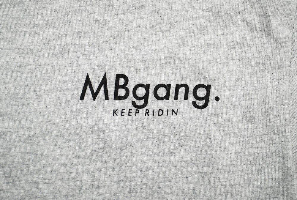 Image of MBgang. KEEP RIDIN T-SHIRT