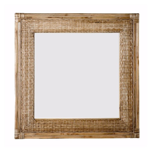 Image of Amara Woven Mirror