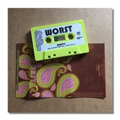 Image of WORST 'MMXVII' Cassette & MP3