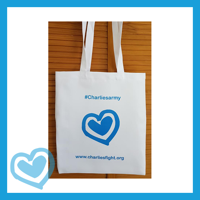 Image of Charlie's Army Long Handled Tote Bag #201705