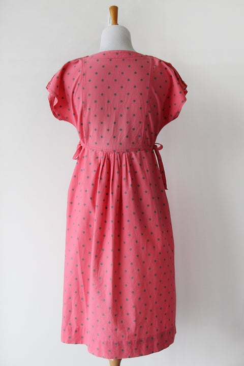 Image of SOLD Happy Dotty Dress