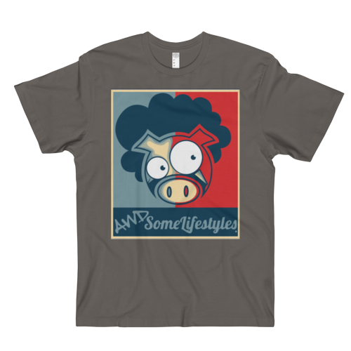 Image of Classick AWDsome tee