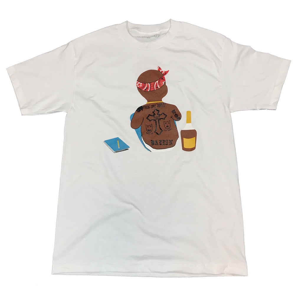 Image of Baby Pac White Tee
