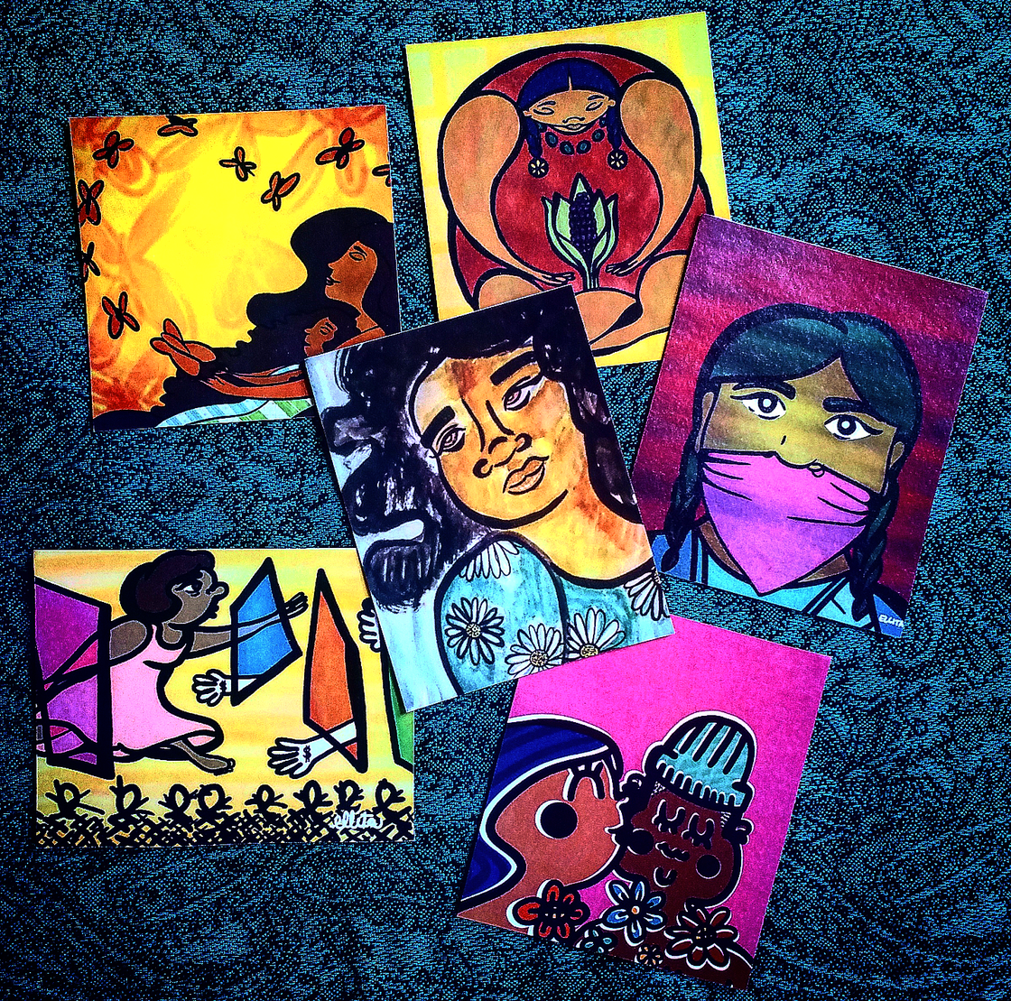 Image of Stickers (Color)