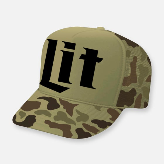 Image of WE LIT HAT