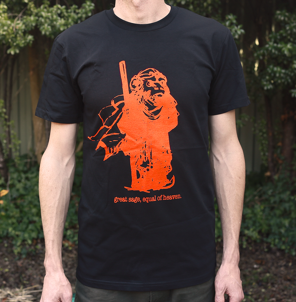 Image of MONKEY KING TEE