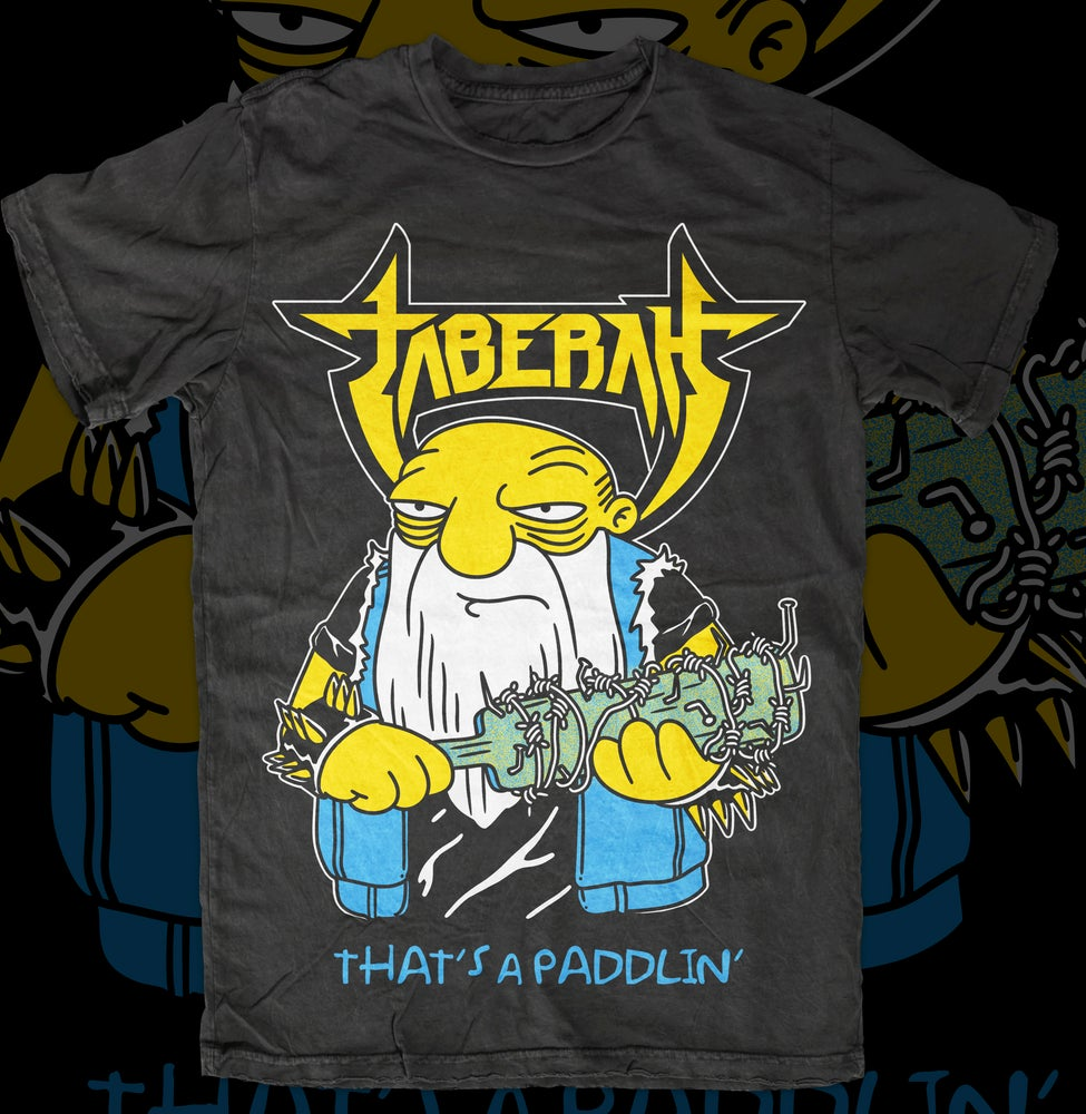 Image of That's a Paddlin' T-Shirt