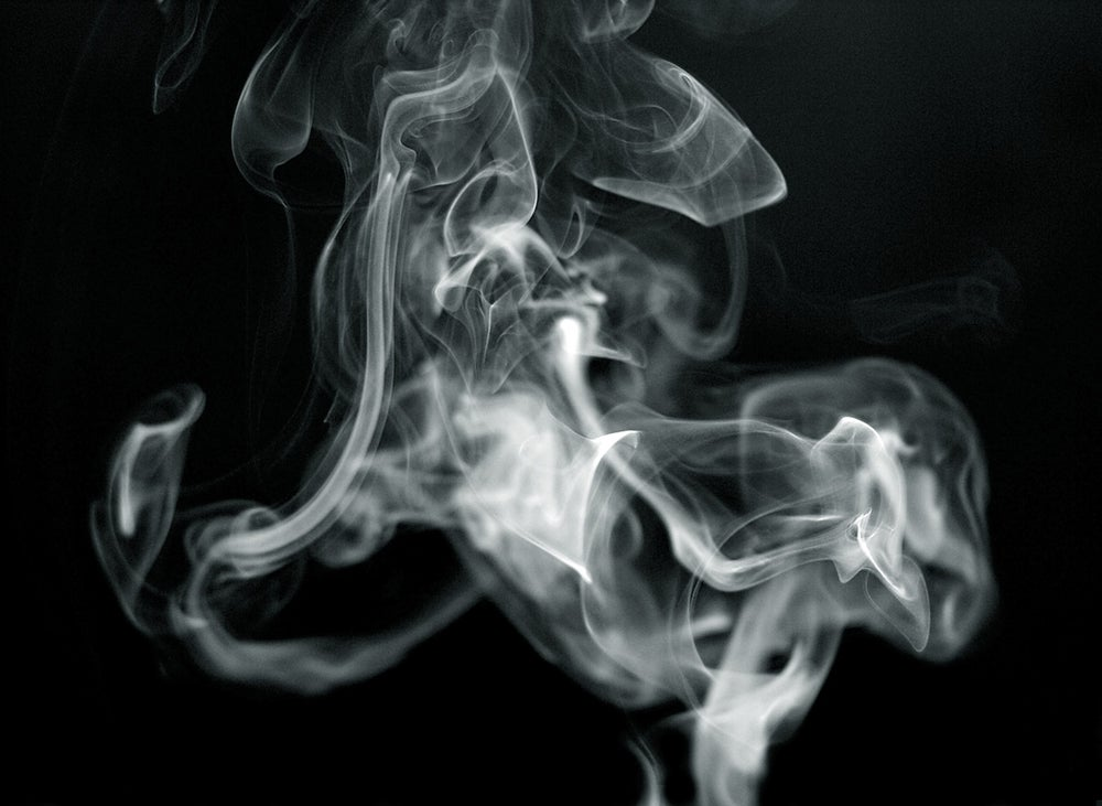 Image of Smoke One collection, print