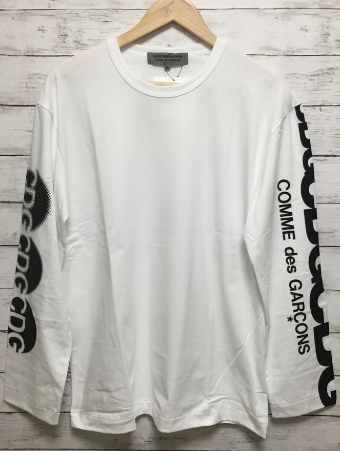 Image of Comme Des Garcons CDG Good Design Store Long sleeve-shirt