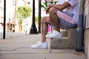 Image of Color Stripe Shorts