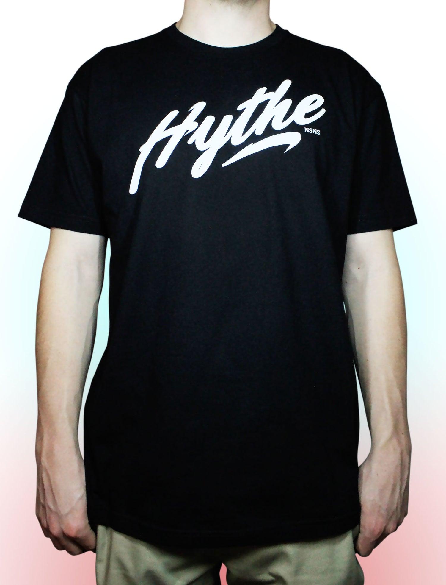 Image of Hythe Logo Black