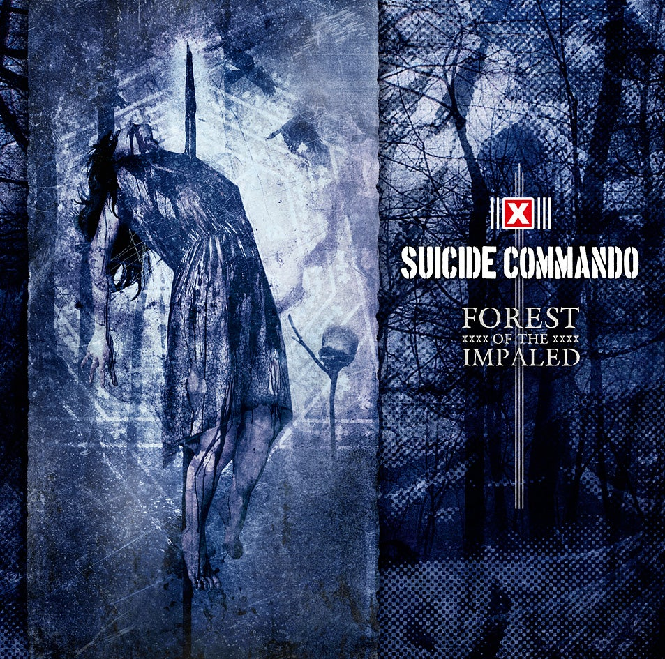 Image of Forest of the impaled (CD + DCD + 4CD BOX + DLP/CD)