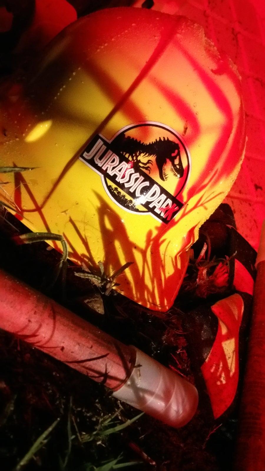 Image of Jurassic Park Saftey Hard Hat