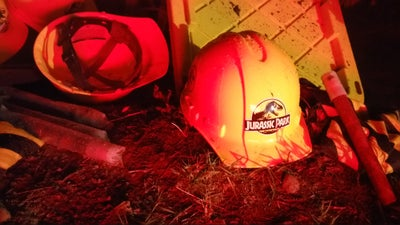 Image of Jurassic Park Saftey Hard Hat